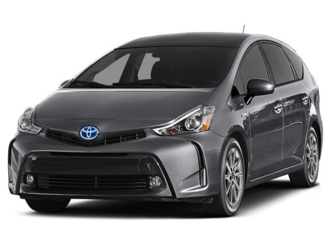 New 2016 Toyota Prius v Four Wagon in Barstow, CA