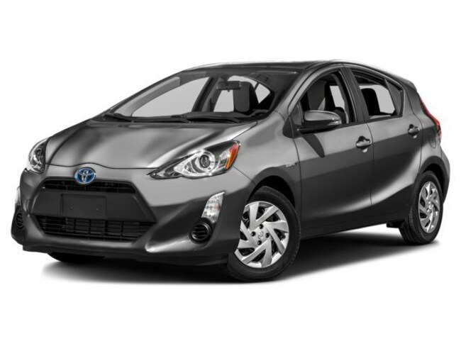 Used 2016 Toyota Prius c Two Hatchback in Ontario CA