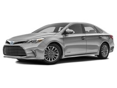 2016 Toyota Avalon Hybrid Sedan