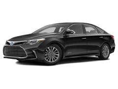 2016 Toyota Avalon Hybrid XLE Plus Sedan