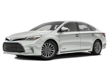 2016 Toyota Avalon Hybrid Limited Sedan