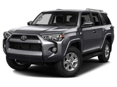 Used 2016 Toyota 4Runner SR5 SUV in El Paso, TX