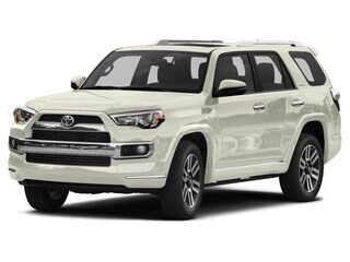 Used 2016 Toyota 4Runner Limited SUV in Montgomery