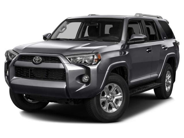 2016 Toyota 4Runner SUV