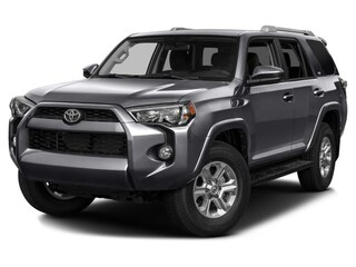 Certified Pre-Owned 2016 Toyota 4Runner SR5 SUV for sale near you in Latham, NY