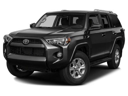 Featured Pre-Owned 2016 Toyota 4Runner SR5 SUV for sale near you in Johnstown, NY