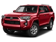 Certified Pre-Owned Toyota vehicle 2016 Toyota 4Runner SR5 SUV 61769A for sale near you in Burlington, NJ