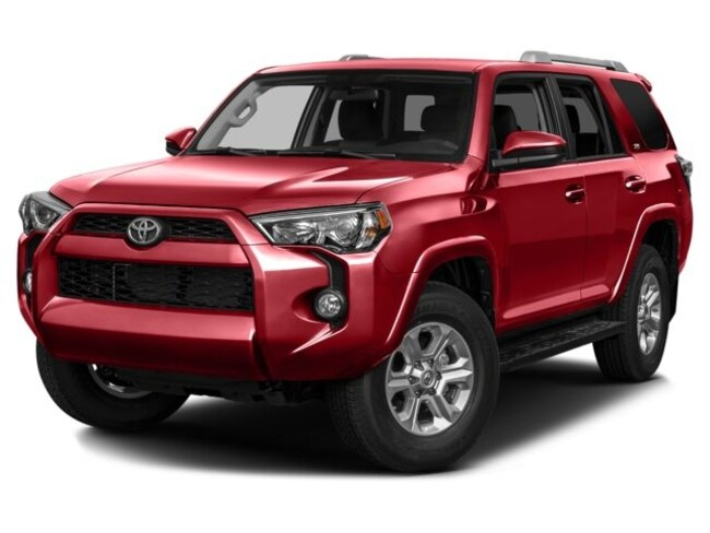 Used 2016 Toyota 4Runner SR5 SUV in Mansfield, OH