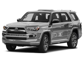 New 2016 Toyota 4Runner Limited SUV T20774 for sale in Dublin, CA