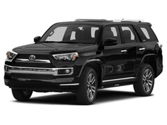 Certified 2016 Toyota 4Runner Limited SUV in El Paso, TX