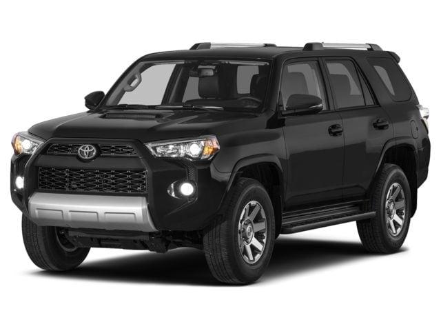 2016 Toyota 4Runner TRAIL PREMIUM Sport Utility
