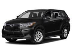 Used 2016 Toyota Highlander LE Plus SUV in San Antonio, TX