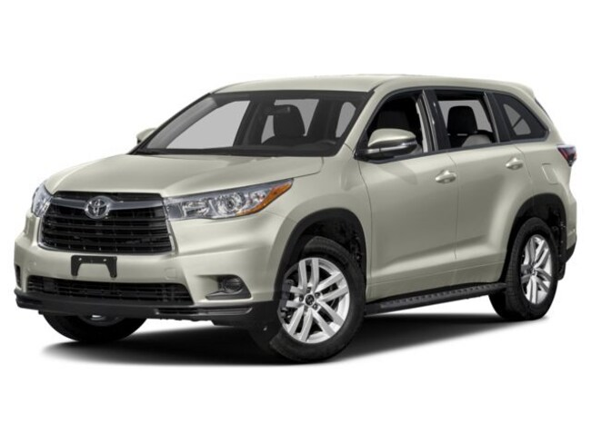 Certified Pre-Owned 2016 Toyota Highlander Limited V6 SUV For Sale Oneonta, NY