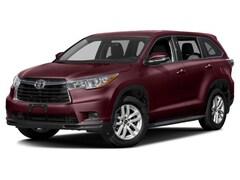 2016 Toyota Highlander XLE V6 for sale at Lustine Toyota in Woodbridge, VA