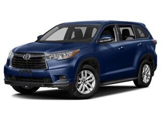 Used 2016 Toyota Highlander XLE V6 SUV Lawrence, Massachusetts