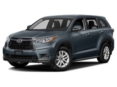 Used 2016 Toyota Highlander LE V6 SUV in Oneonta