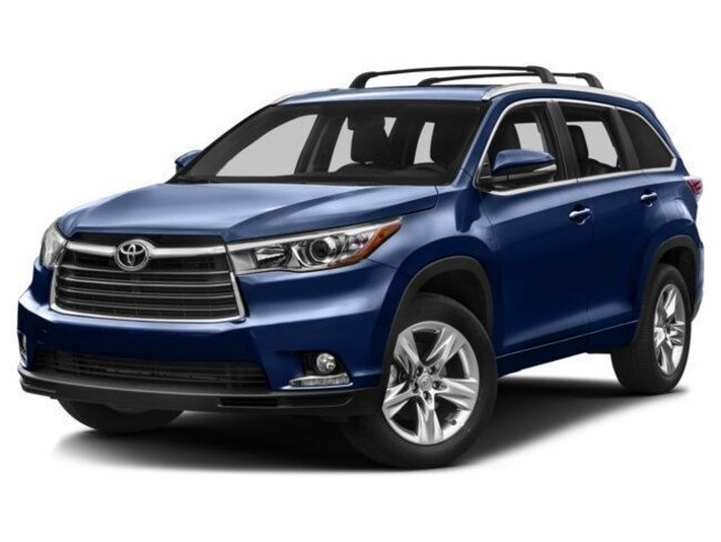 2016 Toyota Highlander LE Plus SUV