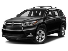 Used Toyota Highlander    2016 Toyota Highlander XLE V6 SUV For Sale in Mamaroneck
