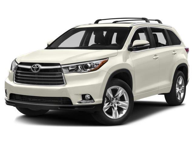 2016 Toyota Highlander Limited SUV
