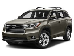 Certified Pre-Owned 2016 Toyota Highlander Limited SUV for sale in Hartford, CT