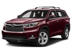Used 2016 Toyota Highlander Limited V6 SUV Grand Forks, ND