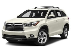 2016 Toyota Highlander Limited Platinum V6 SUV