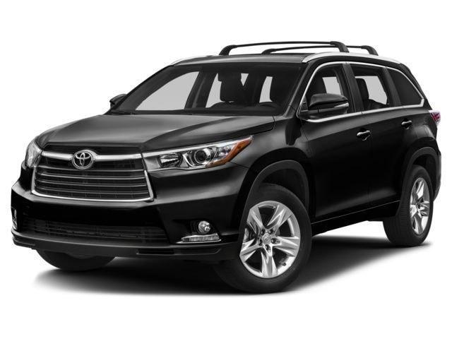 2016 Toyota Highlander Limited Platinum SUV