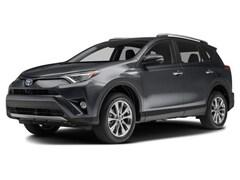 2016 Toyota RAV4 Hybrid LIMITEDHYBRIDAWD LEATHER/MRF/NAV-CERT 7Y/100K WTY! SUV