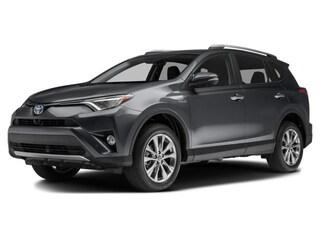Used 2016 Toyota RAV4 Hybrid Limited SUV in Denver