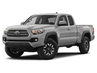 Used 2016 Toyota Tacoma SR Truck Access Cab in El Paso, TX