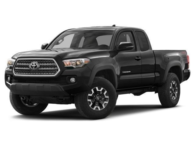 2016 Toyota Tacoma Access Cab Automatic TRD Offroad Truck Access Cab