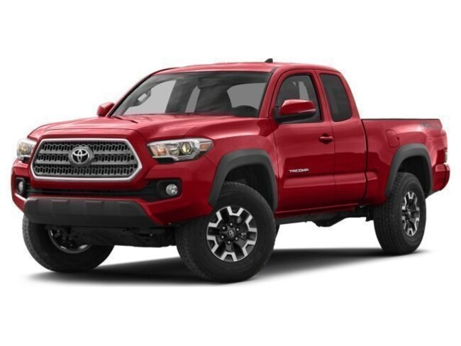 2016 Toyota Tacoma TRD Off Road V6 Truck Access Cab