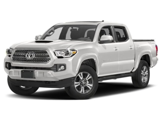 2016 Toyota Tacoma TRD Sport V6 (A6) Truck Double Cab
