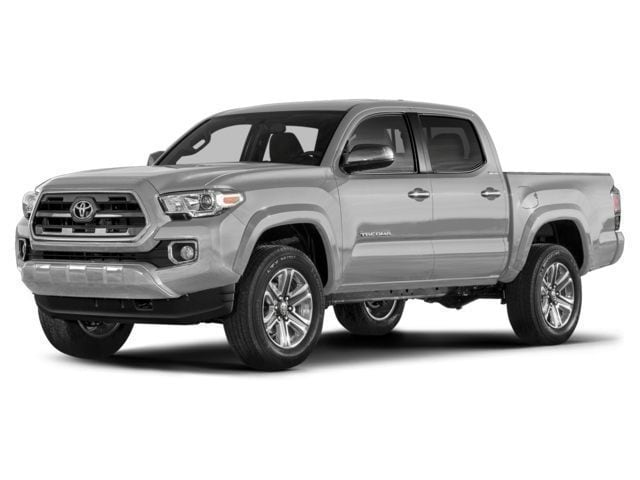 2016 Toyota Tacoma Limited 4x2 Limited Double Cab 5.0 Ft SB