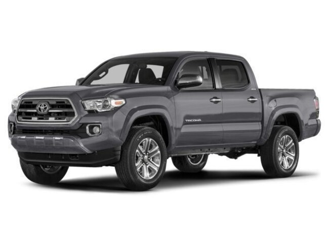 2016 Toyota Tacoma Crew Cab Short Bed Truck