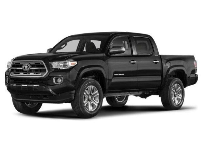 2016 Toyota Tacoma Truck Double Cab