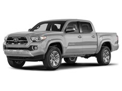 2016 Toyota Tacoma Limited 4WD Double Cab V6 AT Limited