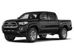 2016 Toyota Tacoma Limited Truck Double Cab