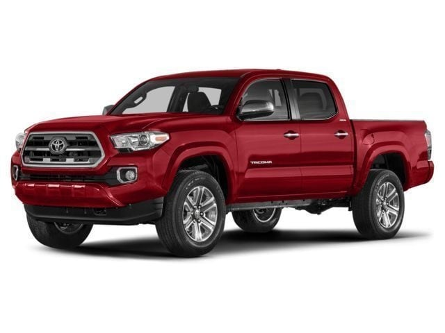 2016 Toyota Tacoma Limited Truck