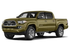 2016 Toyota Tacoma Limited V6 Truck Double Cab Klamath Falls, OR