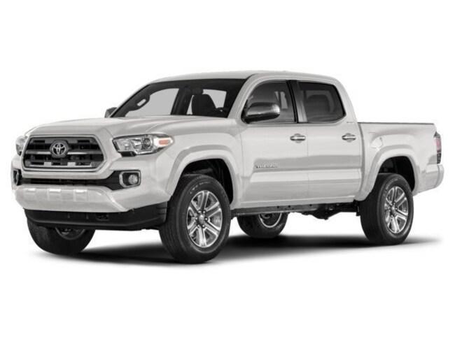 2016 Toyota Tacoma Truck Double Cab