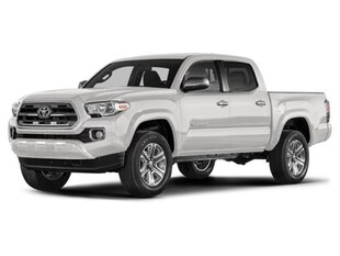 2016 Toyota Tacoma TRD Sport 4WD Double Cab LB V6 AT TRD Sport