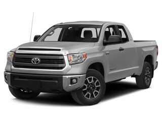 Used 2016 Toyota Tundra Double Cab 4.6L V8 6-Spd AT SR Truck Double Cab Medford, OR