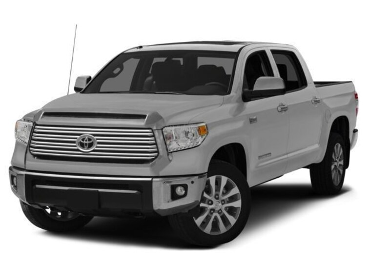 Used 2016 Toyota Tundra LTD Truck CrewMax S191035B Houston