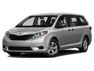 Used 2016 Toyota Sienna LE Van For sale in Winchester VA, near Martinsburg WV