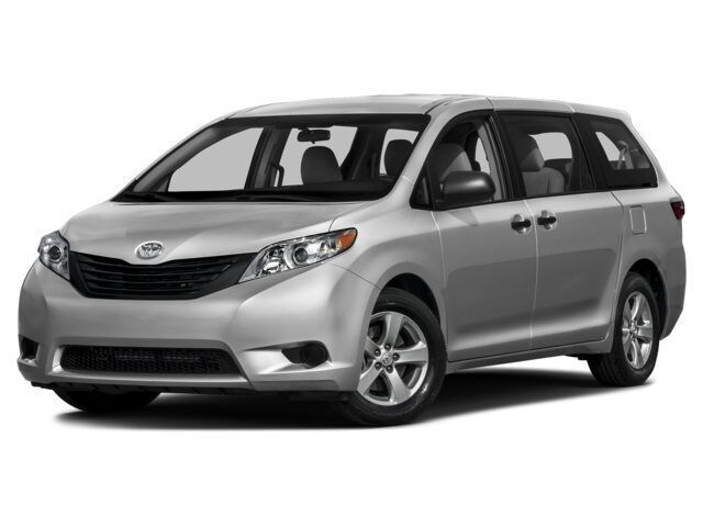 2016 Toyota Sienna Limited Premium 7 Passenger Van