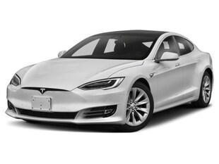 2016 Tesla Model S 70D Sedan