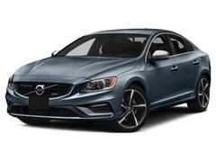 Used 2016 Volvo S60 T6 Drive-E R-Design Platinum Sedan for Sale in Madison, WI