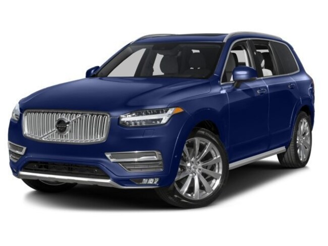 Used 2016 Volvo XC90 SUV for sale in Chicago IL Area