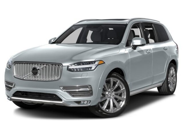 Pre-Owned 2016 Volvo XC90 SUV for sale in Jackson, MS
